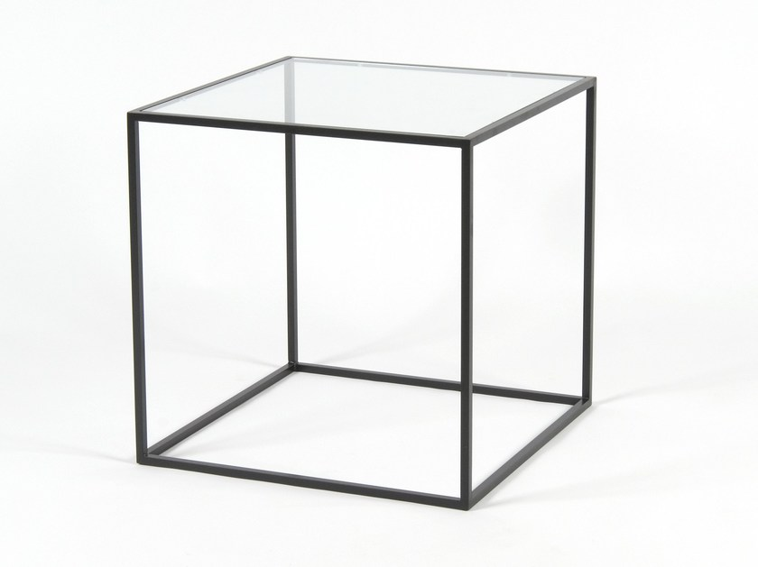 Steel coffee table for living room STRAND   Coffee table for living room by Dare Studio