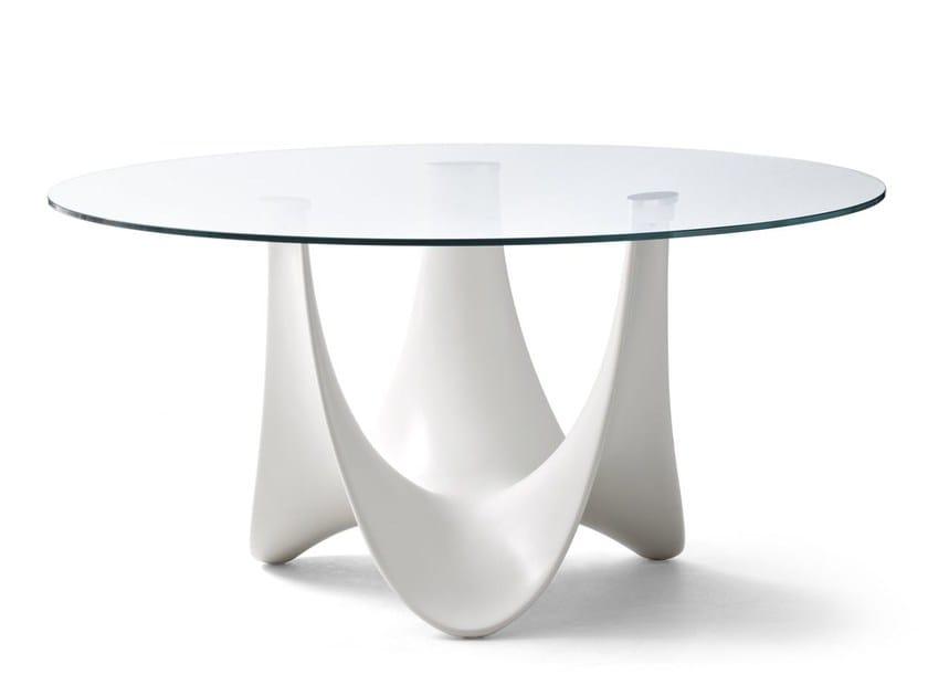 CORAL REEF | Table de jardin ronde By Roberti design ...