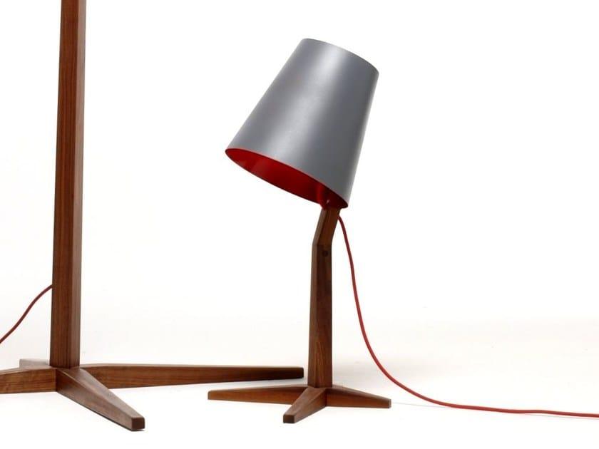 Direct light table lamp FUJIYA   Table lamp by Dare Studio