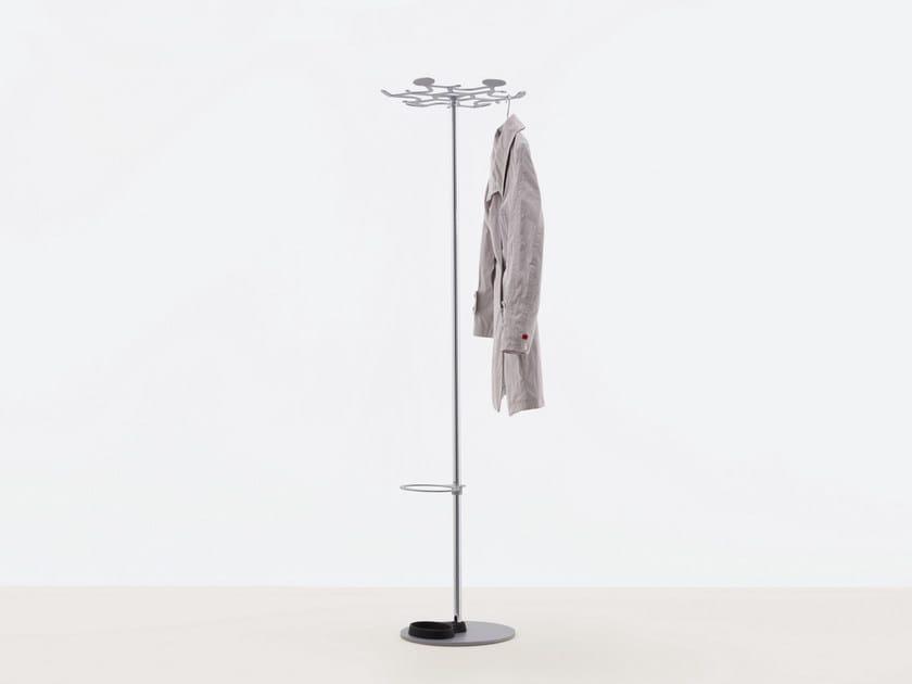 Steel coat stand SLEIS by MOX