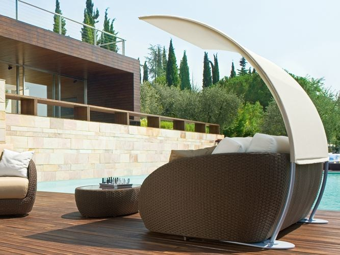 Batyline® Garden umbrella SAINT TROPEZ | Parasole by Roberti Rattan