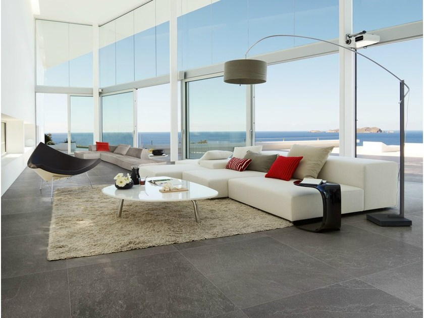 Porcelain stoneware wall/floor tiles with stone effect ARKESIA PECE by EDIMAX CERAMICHE