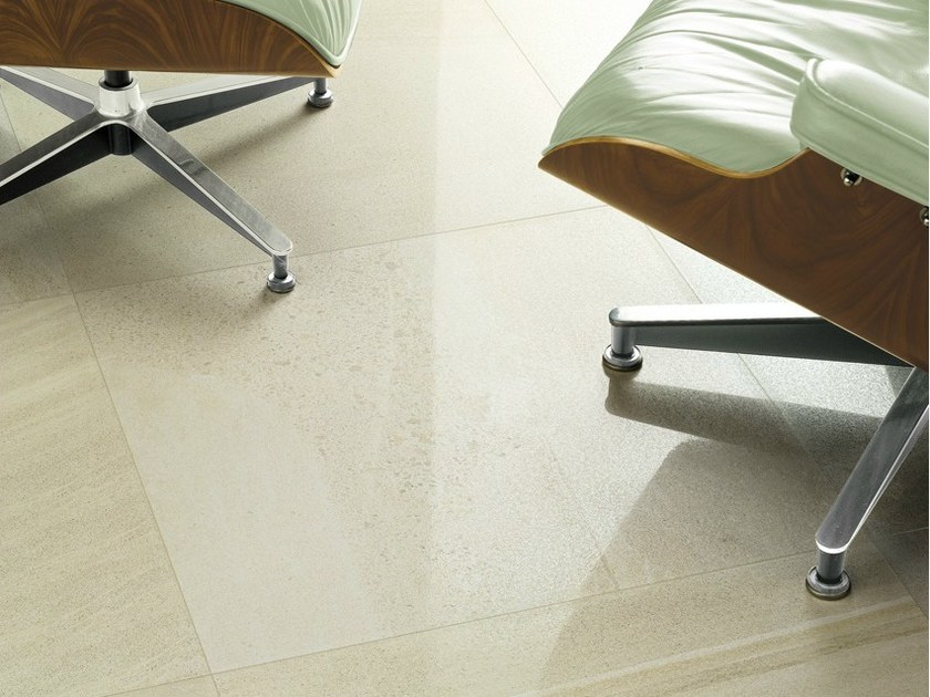 Porcelain stoneware wall/floor tiles with stone effect SANDS IVORY by EDIMAX CERAMICHE