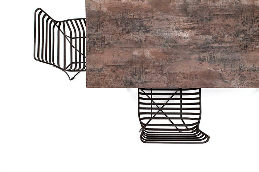 Braccioli Roberti Con In Giardino GraphicsSedia Da Hamptons Metallo VzpSUMjLqG