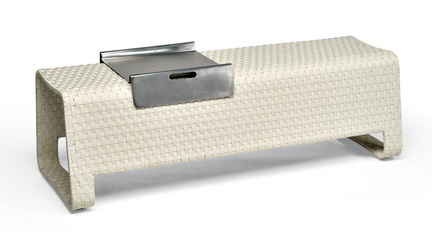 Steel tray HAMPTONS   Tray by Roberti Rattan