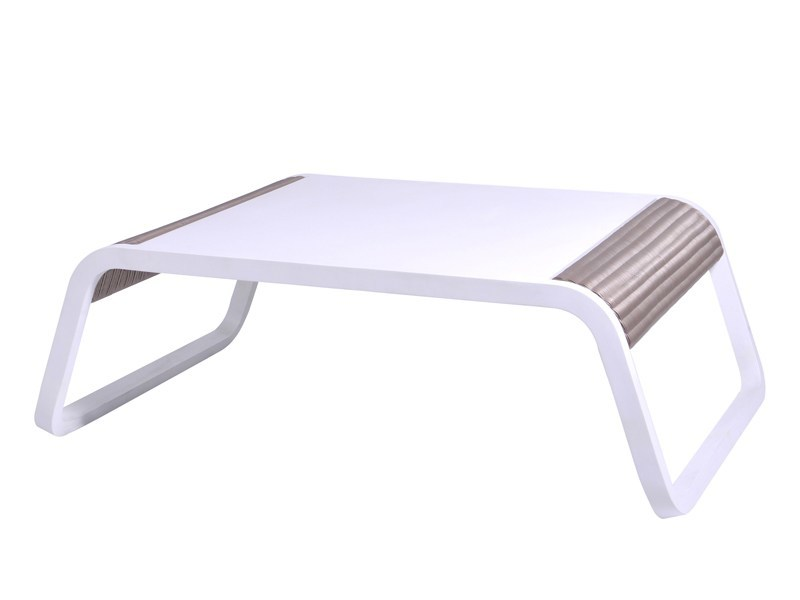 Rectangular garden side table VENDÔME | Garden side table by Sérénité Luxury Monaco