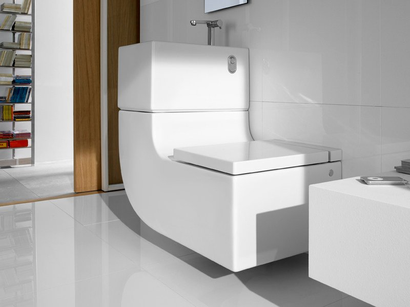 Washbasin Toilet W By Roca Sanitario