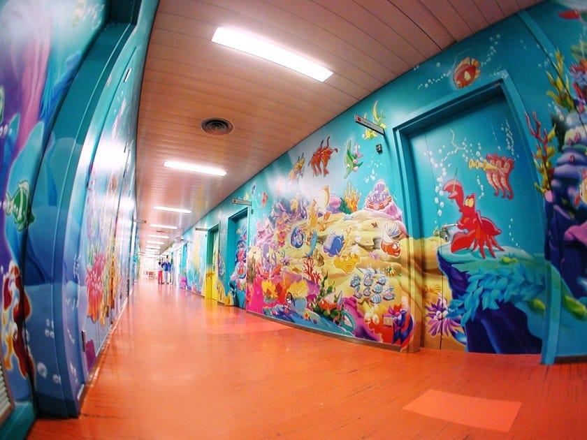 Pellicole Per A Murale La Parete 3m Italia Da Adesivo Decorazione Motivi gYbf67y
