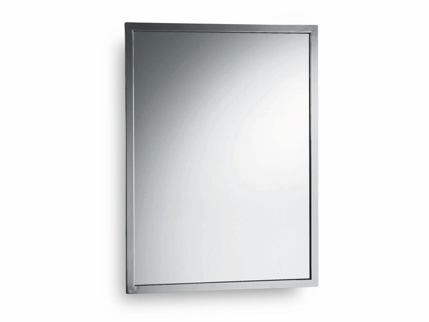 Rectangular wall-mounted bathroom mirror SP 35/608 by DECOR WALTHER