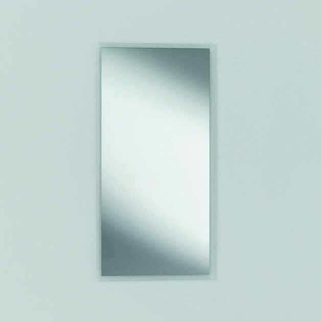 Rectangular wall-mounted bathroom mirror SPACE 24590 by DECOR WALTHER