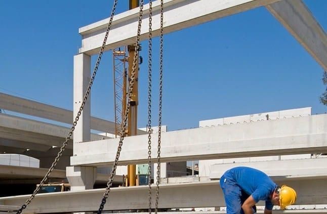 Precast reinforced concrete structural component TRAVE TST-TSL by Premac Prefabbricati
