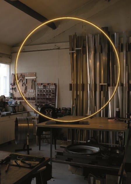 Luce A Lampada Indiretta Da Giga 180 Terra Luminaires E In Alluminio Led Deun Diretta Le mwOnv80N