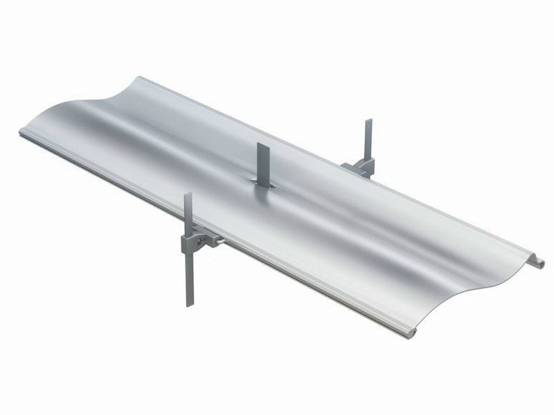 Adjustable aluminium solar shading AR 63 S ECN®   Solar shading by HELLA