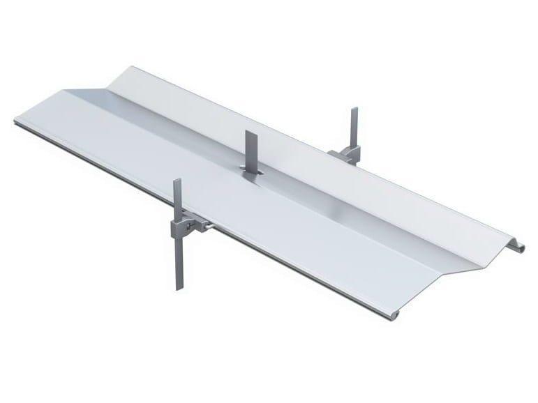 Aluminium solar shading with folding louvers AR 63 Z ECN®   Solar shading by HELLA