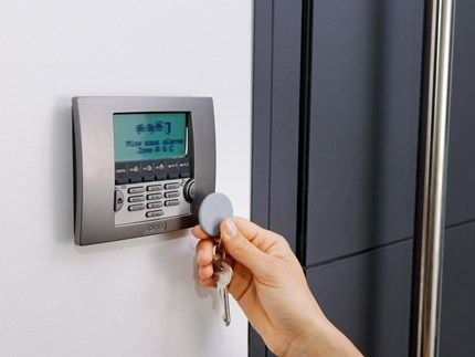 Anti-theft and security system PROTEXIAL IO by SOMFY ITALIA