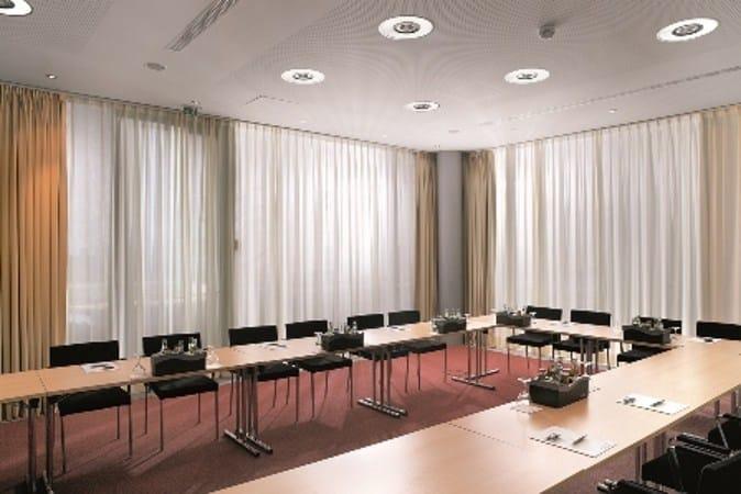 Tende Per Ufficio Livorno : Sistema di automazione per tende a scorrimento orizzontale glydea by