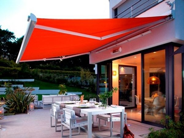 Electric opener for awnings Solutions for awnings by SOMFY ITALIA
