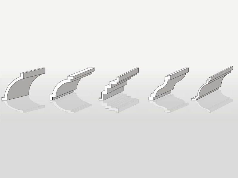 Profili Decorativi Prefabbricati Per Facciate Dekover By Cabox