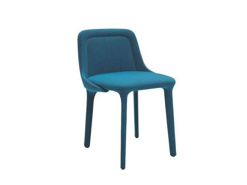 Upholstered fabric chair LEPEL | Upholstered chair by Casamania & Horm