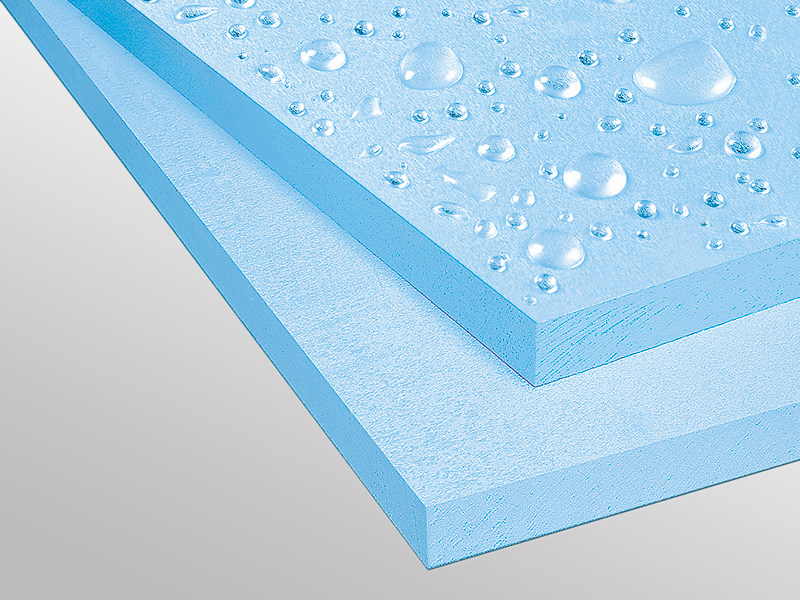 XPS thermal insulation panel FLOORMATE 300 by DOW Building Solutions