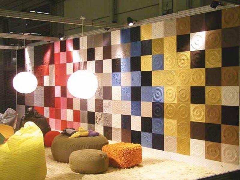 Wall fabric WALLCARPET by LEGNOPAN