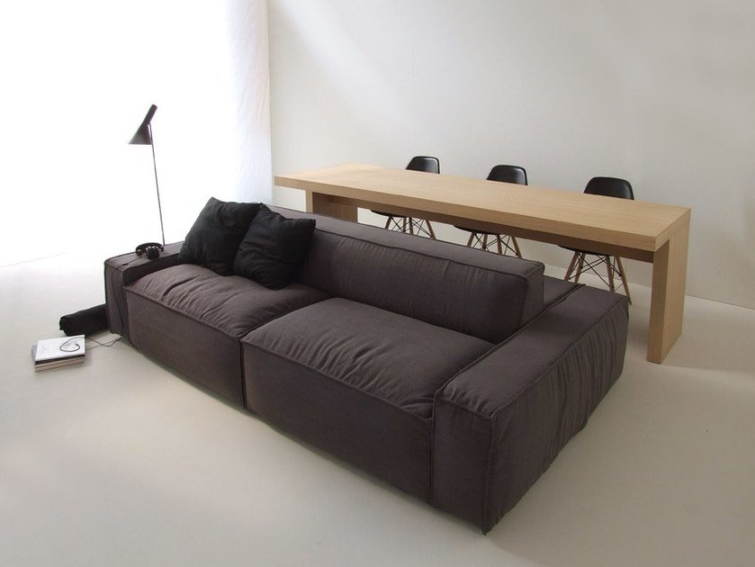 Isolagiorno easy solid by layout isolagiorno design for Sofa table placement