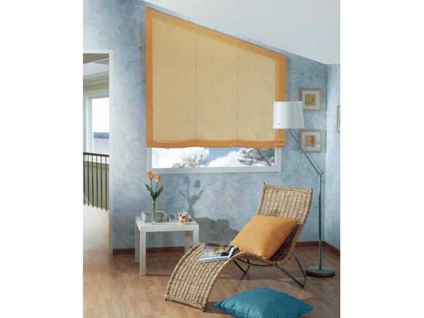 Roman blinds headrail ROTARY 442 by Mottura
