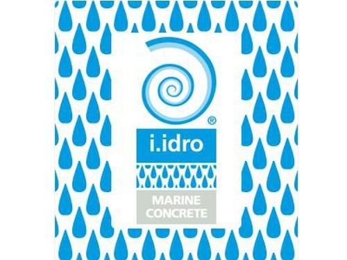 Pre-mixed structural concrete I.IDRO MARINECONCRETE® by Italcementi