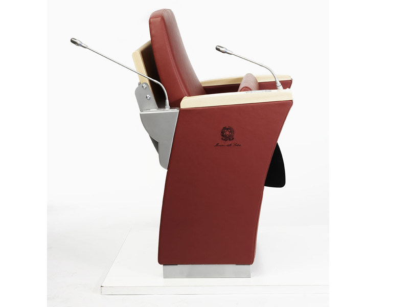Auditorium seats with writing tablet GENESIS EVOLUTION by Ares Line