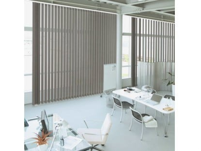 Vertical Blinds Headrail Mono 373 By Mottura