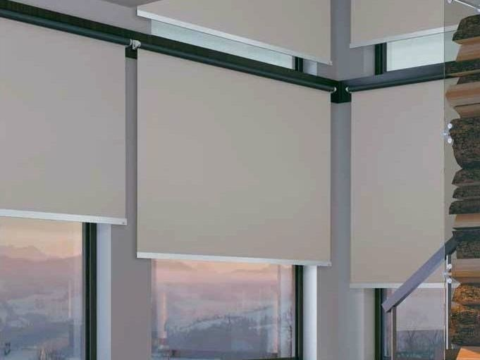 Electric roller blind ENERGY 471-472 by Mottura