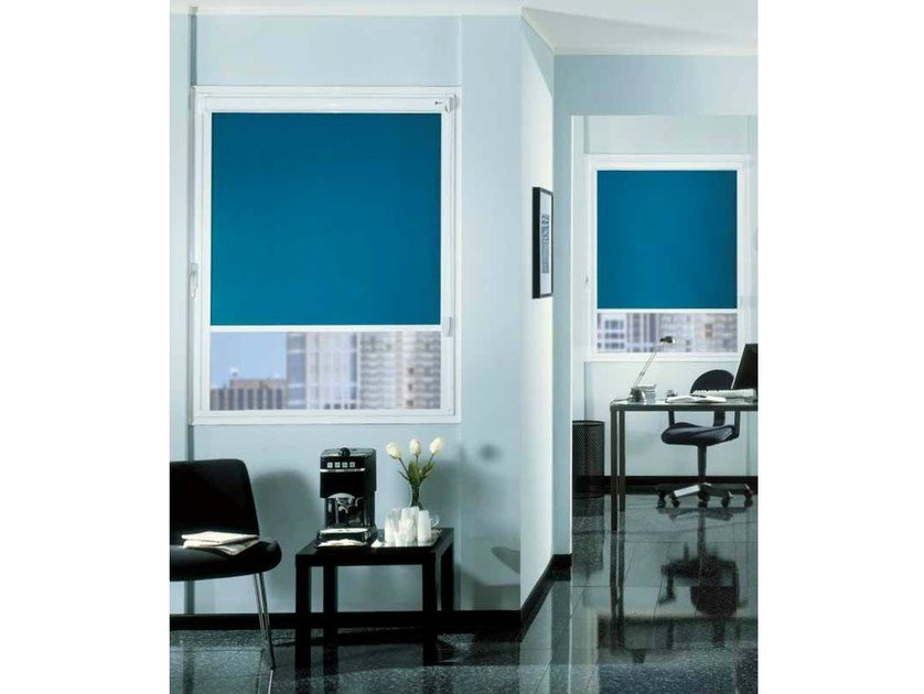 Roller blind ROLLBOX 160-260-460-560-660-760 by Mottura