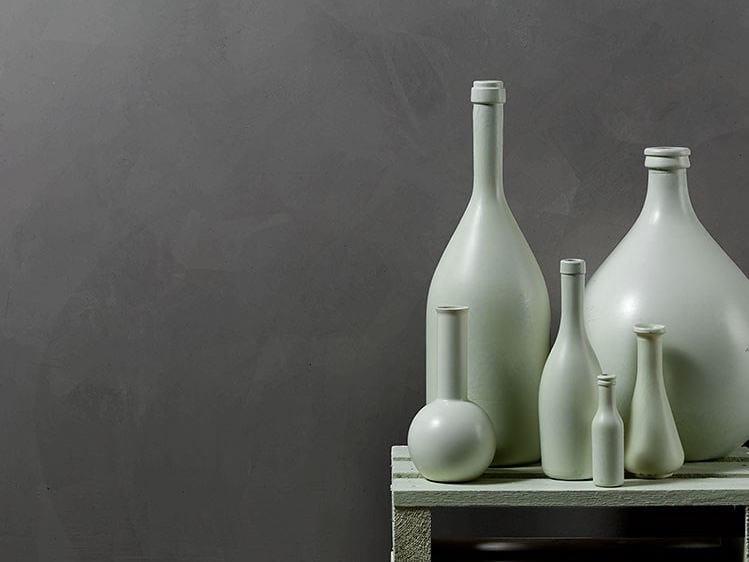 Finishing plaster, satin marble effect LITHOS MATT by VIERO INTERNATIONAL