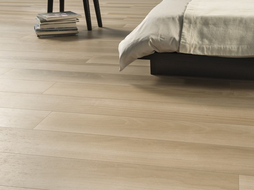 Wall/floor tiles with wood effect LIFE NORDIC by Ceramiche Caesar