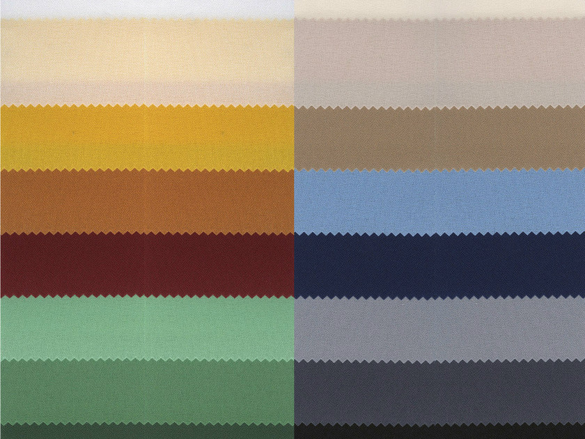 Polyester fabric for curtains CLASSI by Mottura