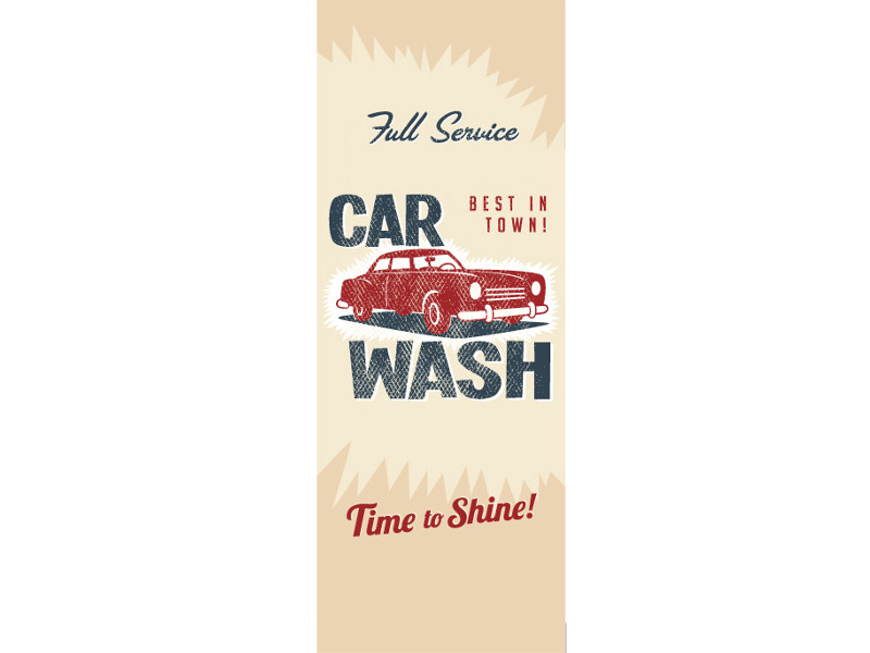 Washable writing nonwoven wallpaper LUVCARWASH © by LGD01