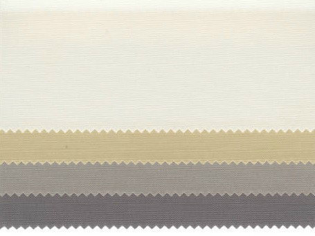 Fire retardant polyester fabric for curtains DOMINO F.R. by Mottura