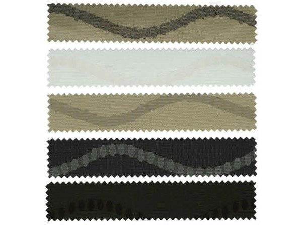 Fire retardant Trevira® CS fabric for curtains DOMUS 2 F.R. by Mottura