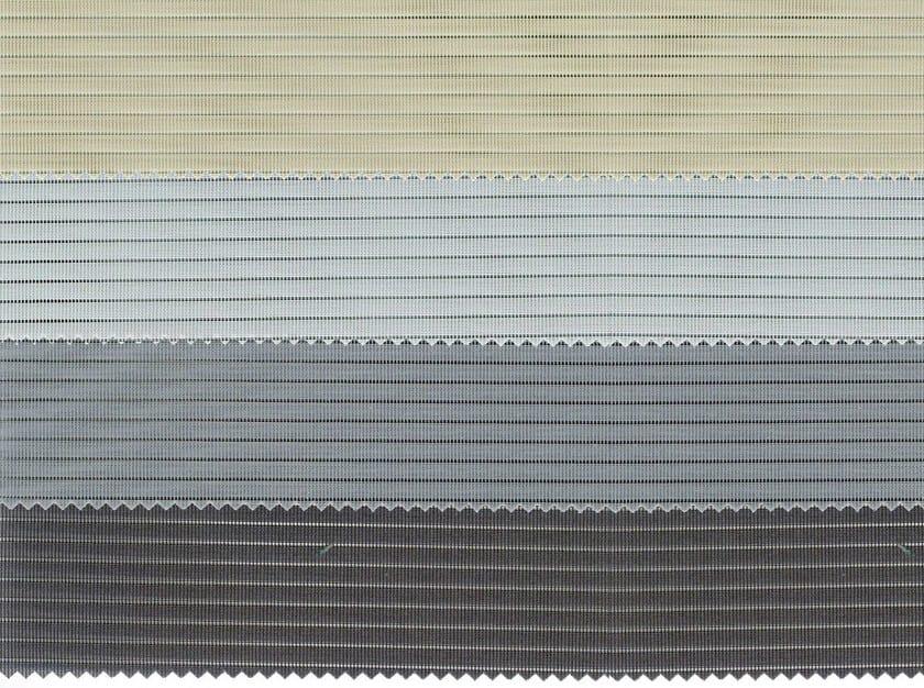 Fire retardant Trevira® CS fabric for curtains STARDUST F.R. by Mottura