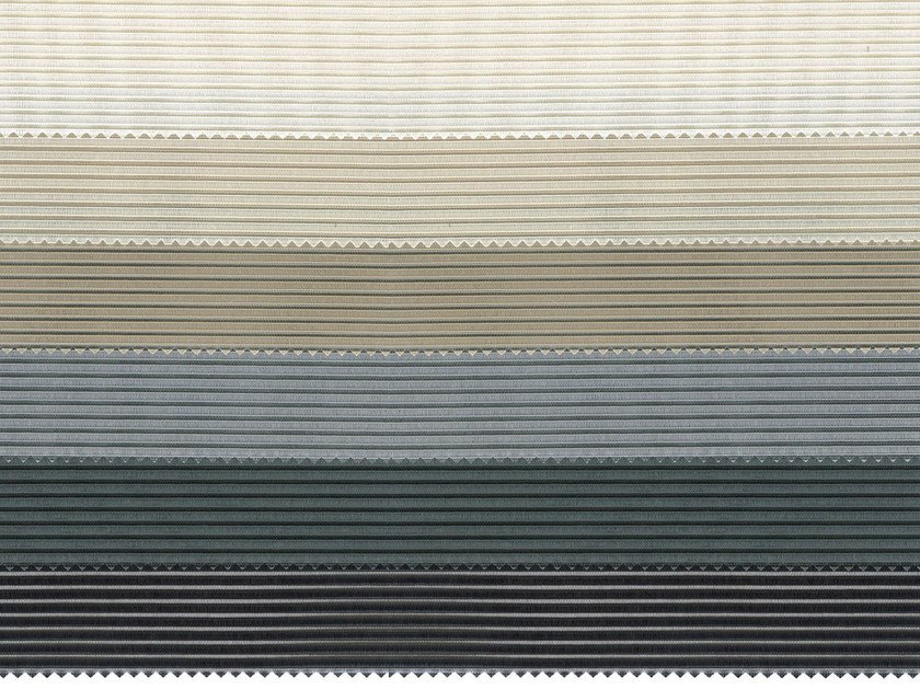 Fire retardant polyester fabric for curtains TRATTO F.R. by Mottura