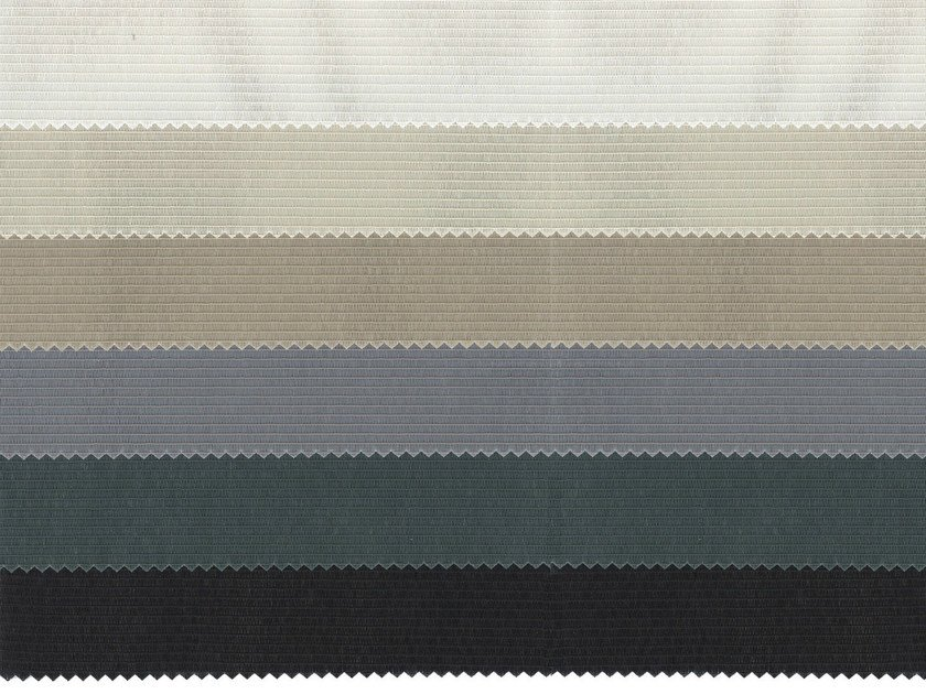 Fire retardant polyester fabric for curtains STILO F.R. by Mottura