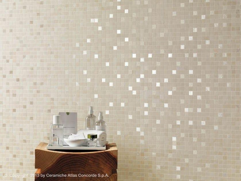 Porcelain stoneware mosaic EVOLVE | Porcelain stoneware mosaic by Atlas Concorde