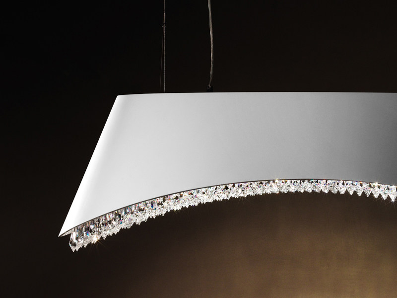 HI-MACS® Design: Studioati – Arch. Giorgio Palermo - Production: Armida F (Garden Light Group) – 3MC - Material: HI-MACS® Alpine White, Toffee Brown - Photographer: Piero Fasanotto