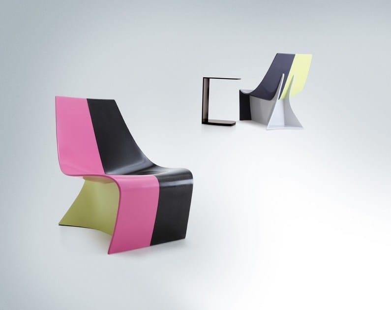 HI-MACS® Sparkle Chairs by Karim Rashid