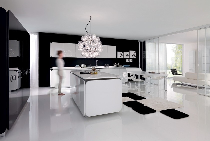 HI-MACS® IT-IS by Simone Micheli for Euromobil