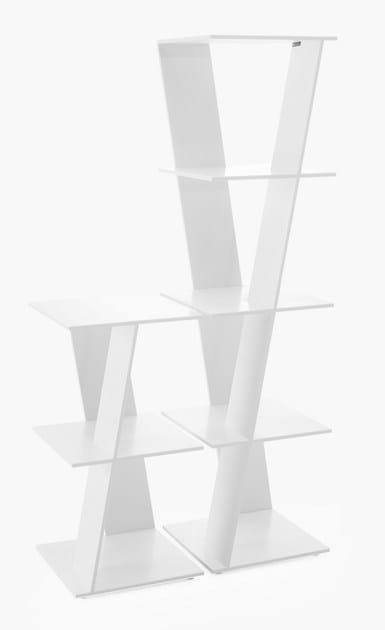 HI-MACS® CERCO shelves by Federico Churba for Karl Andersson & Söner - Photo Credits ©Jonas Sällberg
