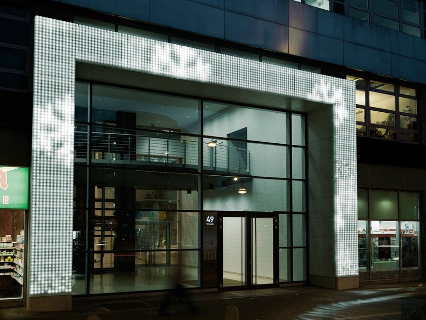 HI-MACS® Schönhauser Tor Berlin, Germany – Architects: neo systems architects, Berlin - Photo: Volker Mai