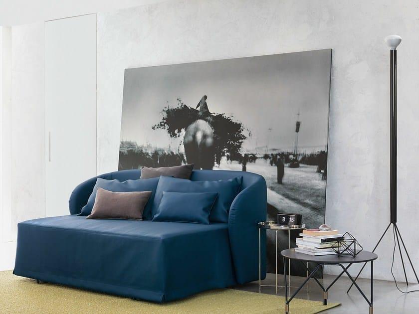 CÉline divano letto by flou design riccardo giovanetti