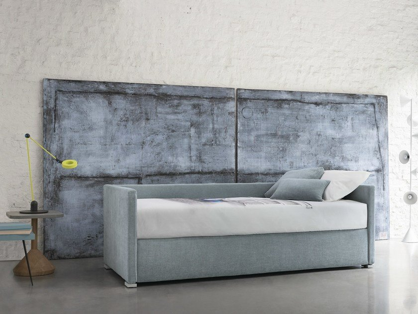 Biss letto trasformabile by flou design pinuccio borgonovo - Letto flou biss ...