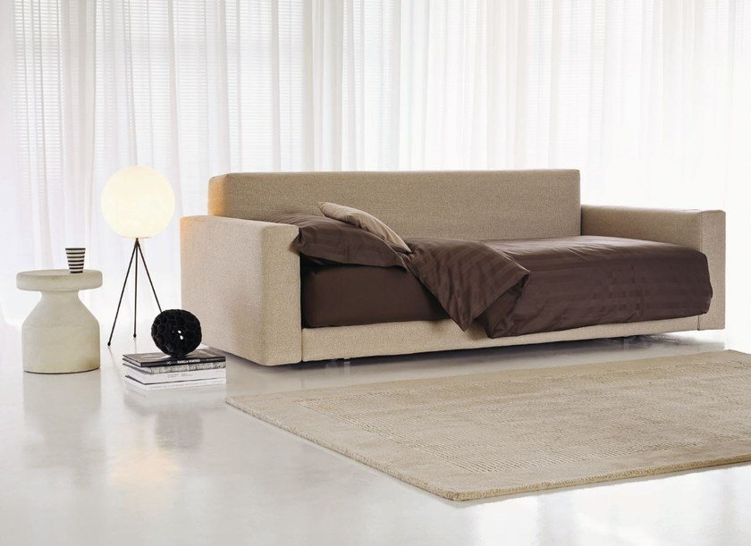 Piazzauomo divano by flou design giulio manzoni - Divano letto matrimoniale flou ...